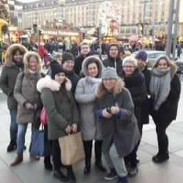 Szkolna wycieczka do Drezna