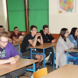 Projekt CYBERNAUCI – II część warsztatów dla uczniów