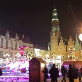 Na Jarmarku we Wrocławiu