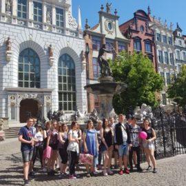 Szkolna wycieczka do Gdańska