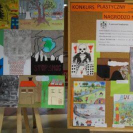 Konkurs plastyczny – edukacja antysmogowa